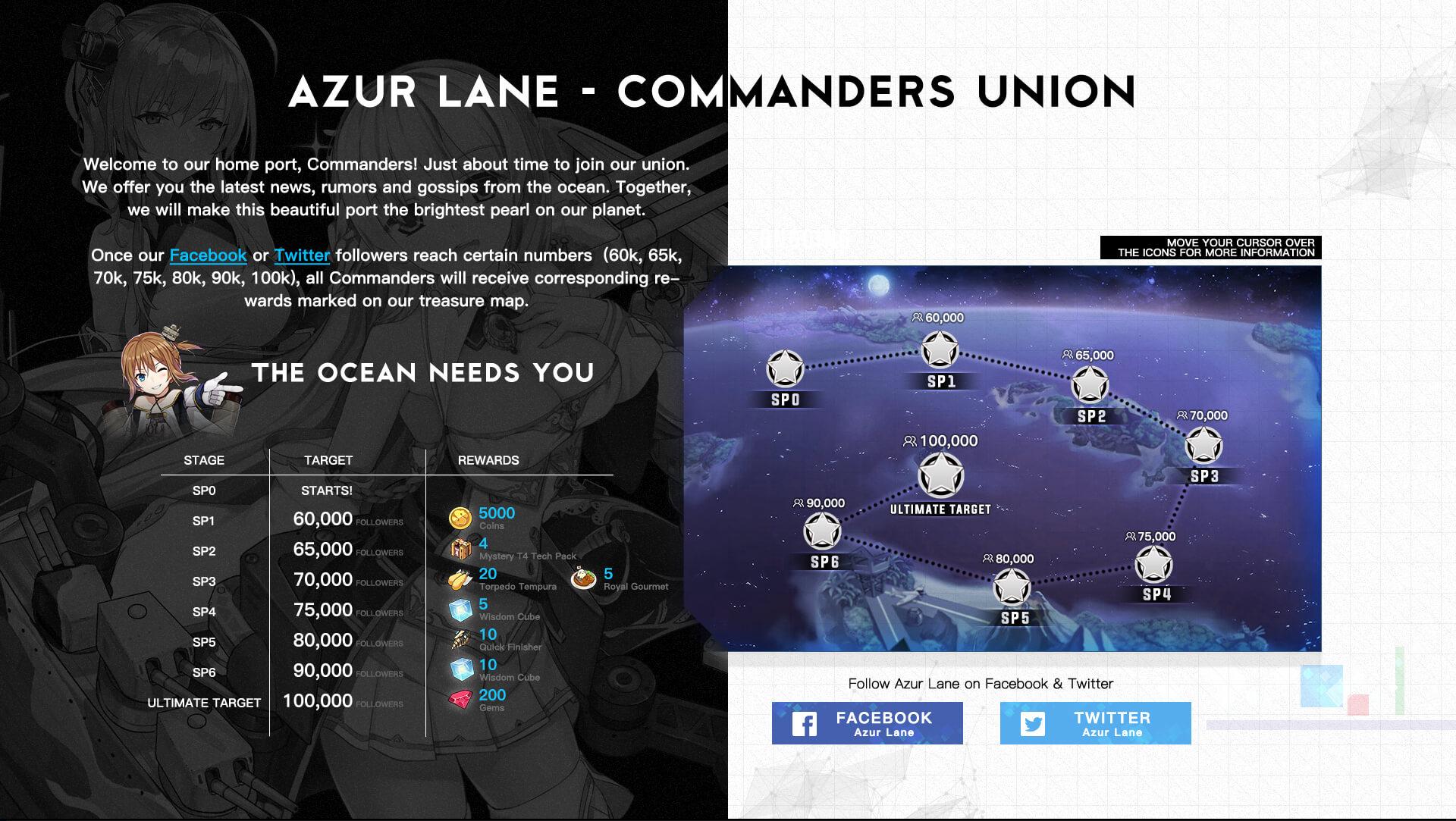 Azur Lane Official Website
